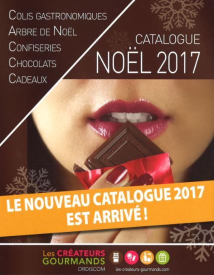 Catalogue chocolat noel 1