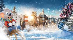 Europa park hiver