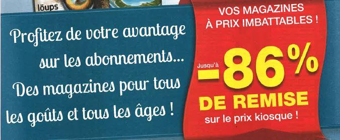 France abonnement