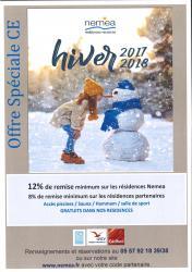 Hiver 2017 2018