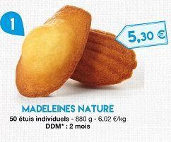 Madeleines 3